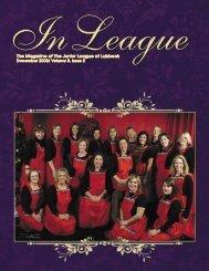 In League - Junior League of Lubbock