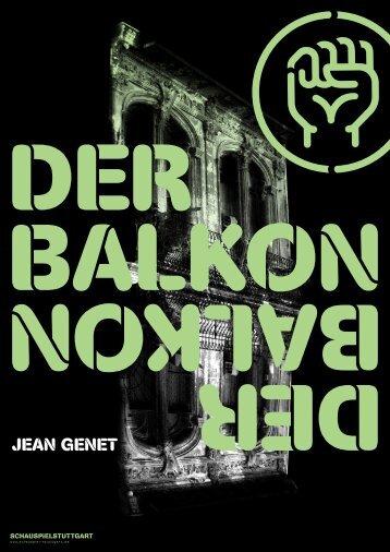 Jean Genet - Schauspiel Stuttgart
