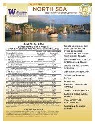 Tour Brochure - University of Washington