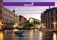 VENECIJA & šoping u Italiji - Wayout