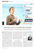 Soziale Netzwerke im Geschäftsleben einsetzen - Seite 2