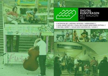 .NET MAGAZIN #32 - Digital Kunstrasen