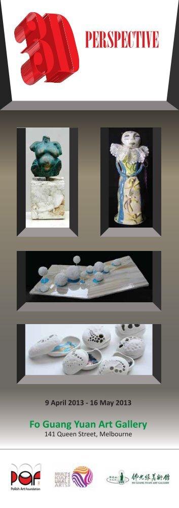 Download 3D Perspective Catalogue - Polish Art Foundation