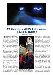 finden Sie meine Memoiren vom Gotthardmarsch 2013 - Strehler ...