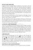 nur zum Eisklettern und Bergsteigen geeignet. Klettern ... - Globetrotter - Page 6
