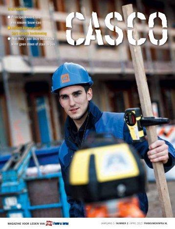In dit nummer: Principeakkoord over een nieuwe bouw ... - FNV Bouw