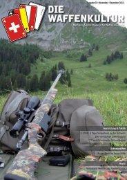 Die Waffenkultur - Ausgabe 01