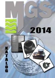 Katalog 2014 - mobile Version - MGS Europe Der Hersteller von ...