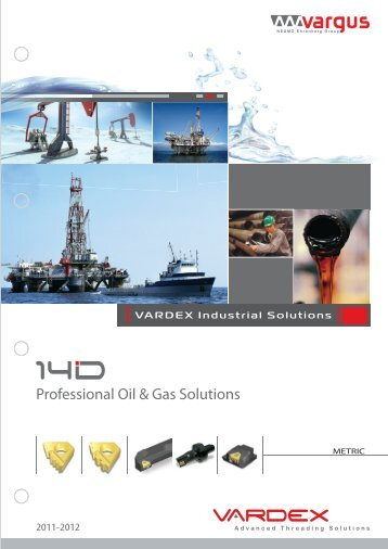 Professional Oil & Gas Solutions - Vargus