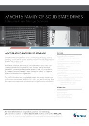 accelerating enterprise storage
