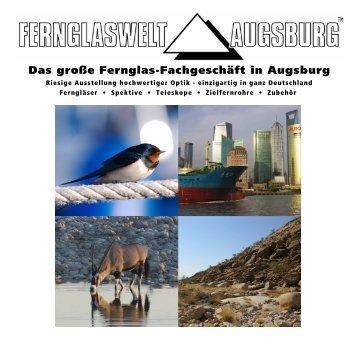 FERNGLASWELT AUGSBURG von Intercon ... - fernglas-welt.de