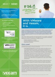 Veeam Essentials VMware (PDF)