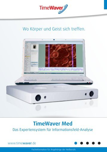 TimeWaver Med - bei EnerEqui