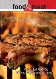 April 2010 - Food en meat