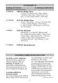 Pastoralbrief 25.01. -  01.02.09 - Kath. Pfarrei St. Blasius zu Balve - Page 5