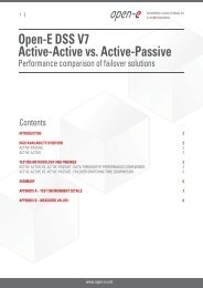 Active-Active vs. Active-Passive - starline Computer GmbH