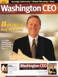 Washington CEO - Ummelina Day Spa