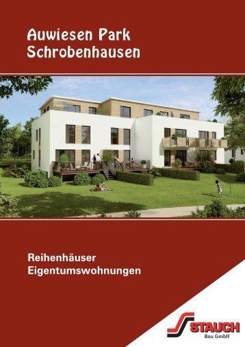 Gebäude B / C / D - Wohnnutzflächen - STAUCH Bau GmbH