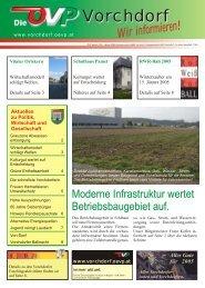 Seite 1 - ÖVP Vorchdorf