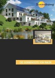 PDF Broschüre zum Download - Sunnehang