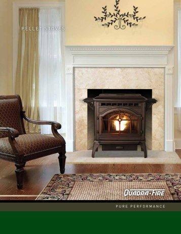 PELLET STOVES - logo decor chaleur