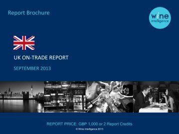 Download report extract - Wine Intelligence