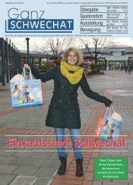 November/Dezember-Ausgabe 2013 - Stadtgemeinde Schwechat