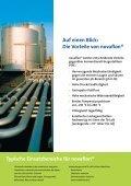 novaflon® Die PTFE-Dichtungen für industrielle Anwendungen. - Seite 2