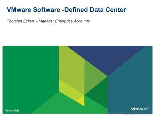 VMware presentation - Fujitsu