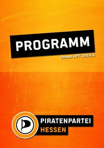 Hessen-Programm_2013.3 - Piratenpartei Rosbach