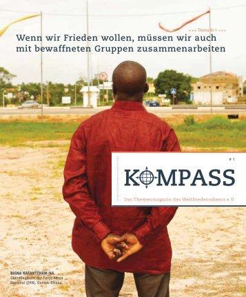 K MPASS - Ziviler Friedensdienst