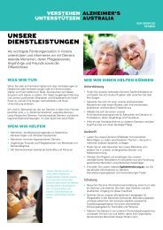 57722 Our Services_German - Alzheimer's Australia