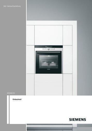 [de] Gebrauchsanleitung HE30GB.50 Einbauherd - Moebelplus GmbH