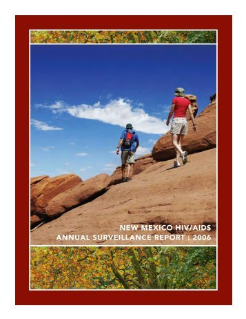 NEW MEXICO HIV/AIDS ANNUAL SURVEILLANCE REPORT : 2006