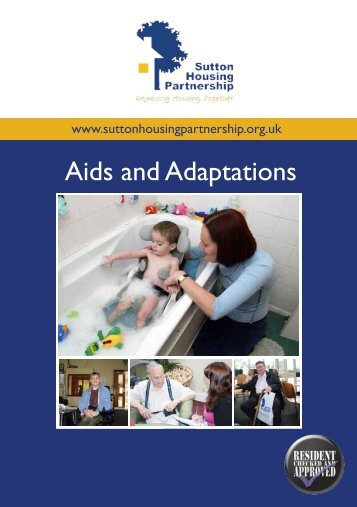 Aids and Adaptations - Sutton Housing Partnership