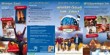 zum Download - Zoo Hannover