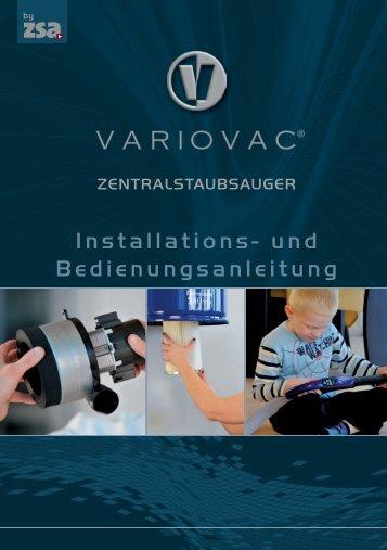 Installations- und Bedienungsanleitung