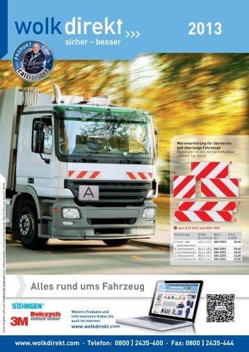 Beileger Rund ums Fahrzeug 2013.indd - wolkdirekt