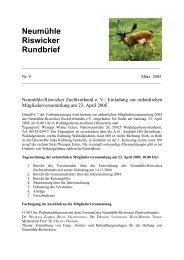 Rundbrief 09.pdf - neumühle-riswicker hirsche