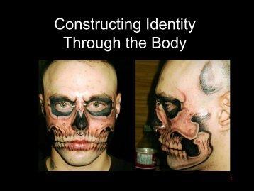 body identity lecture.pdf - Citizen Dev