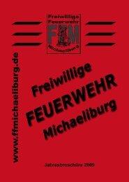 Jahresbroschüre 2009 - Freiwillige Feuerwehr München Abteilung ...