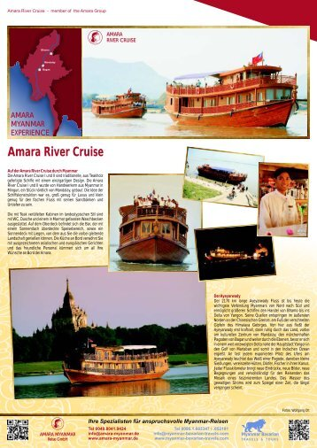 flyer cruises 1.cdr - AMARA MYANMAR REISEN
