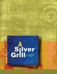 Menu - Silver Grill Cafe