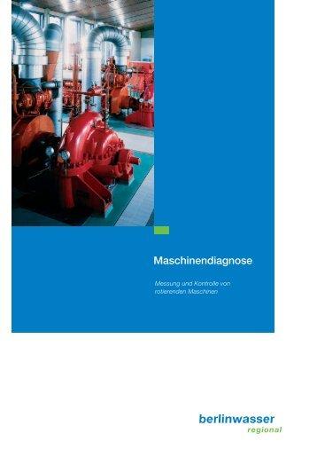 BWR Maschinendiagnose A4.fh11 - Berlinwasser