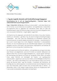Download Pressemitteilung - Regionale 2013 - Südwestfalen