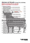 Hier können Sie unsere Speisekarte herunterladen - El Matador - Page 4
