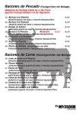 Hier können Sie unsere Speisekarte herunterladen - El Matador - Seite 4