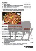 Hier können Sie unsere Speisekarte herunterladen - El Matador - Page 7
