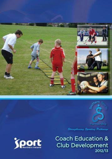 Coach Education & Club Development - Ulster Hockey