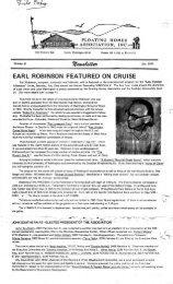 July 1972 Newsletter (pdf) - the Floating Homes Association